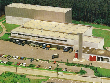 Distribution centre in Nagold