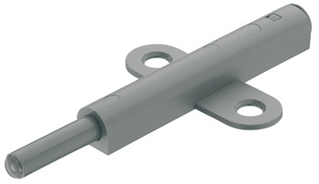 Push catch, for screw fixing into 32/37 mm series drilled holes, push-out distance 40 mm