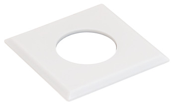 Recess mounted housing, For Loox LED 2040 and other modular LEDs Ø 40 mm