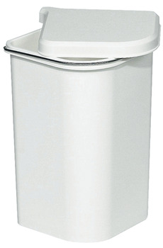 Single waste bin, 5 litres, Hailo Pico, model 3505-00