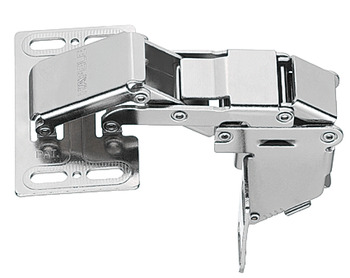 Stay flap hinge, CH 600, for flaps up to 2.1 kg